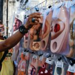 Fashion masks a hit as Indonesians, Malaysians seek style in safety