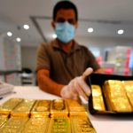 Gold Up, Reaches Three-and-a-Half Month High Over Weaker Dollar, Inflation Worries